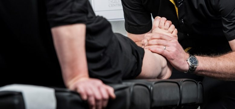 Foot Mobilisation Therapy 1