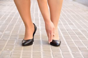 High Heels causing sore bunions